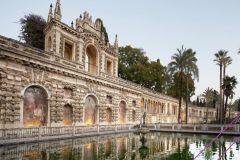 Alcázar de Sevilha Sem Fila: Ingresso e Tour