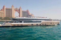 Dubai: Cruzeiro em Iate de Luxo c/ Buffet de Jantar 2 Horas