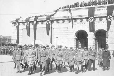 Hitler's Vienna: 2.5-Hour Historical Walking Tour