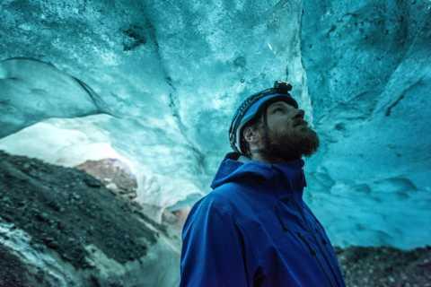 Skaftafell: Eishöhlen-Tour und Gletscherwanderung