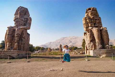 Luxor: Private Full-Day Customized Tour
