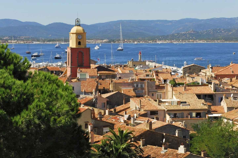 Von Nizza nach Saint-Tropez: Hin- und Rücktransfer per Boot