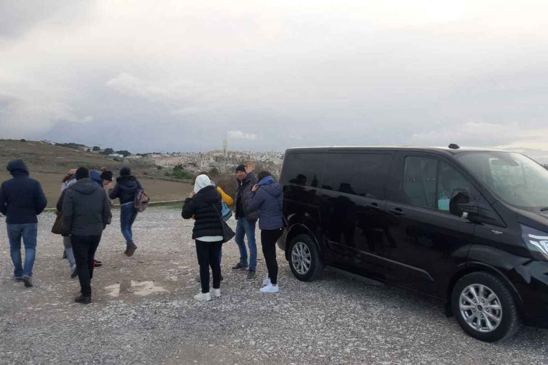 Bari: Privater Transfer vom Flughafen nach Matera