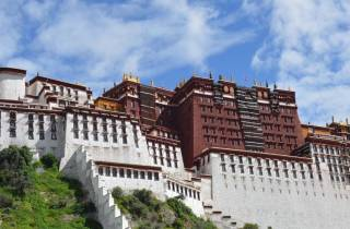 Von Kathmandu: 8-tägiges tibetisches Ausflug-Fly-In-Drive-Out