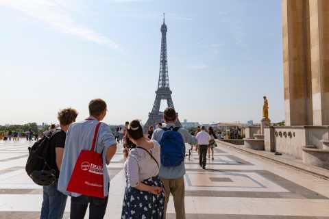 Paris: vues cachées de la tour Eiffel, village de Passy et vin