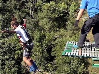 Von Kathmandu: Bungee Jumping Day Trip