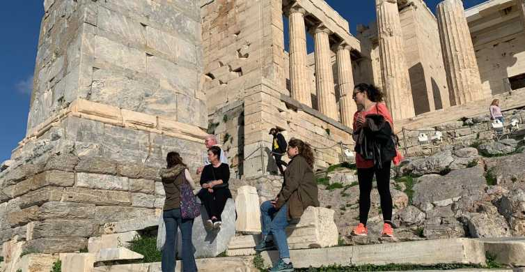 Atenas: Excursão Acrópole e Museu da Acrópole