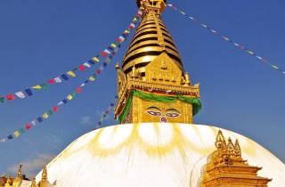 Kathmandu: Ganztägige geführte Besichtigungstour