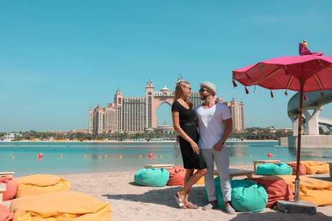 Dubaï: visite avec un photographe professionnel