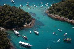 Angra dos Reis: 6-Stop Ilha Grande Speedboat Snorkeling Tour
