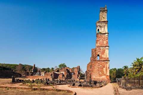 Goa: Old Goa Churches and Spiritual Walk