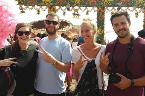 Goa: Guided Campal Heritage Walk