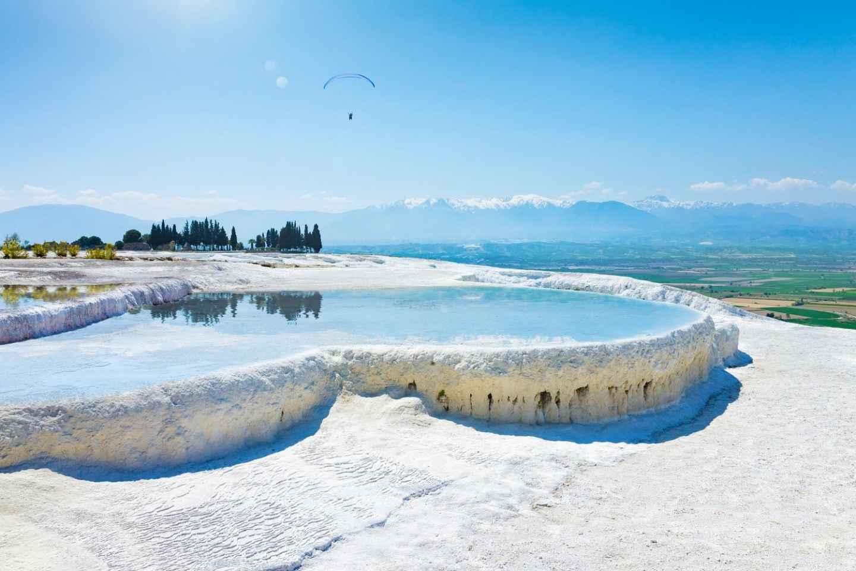 Antalya: Geführte Tagestour nach Pamukkale