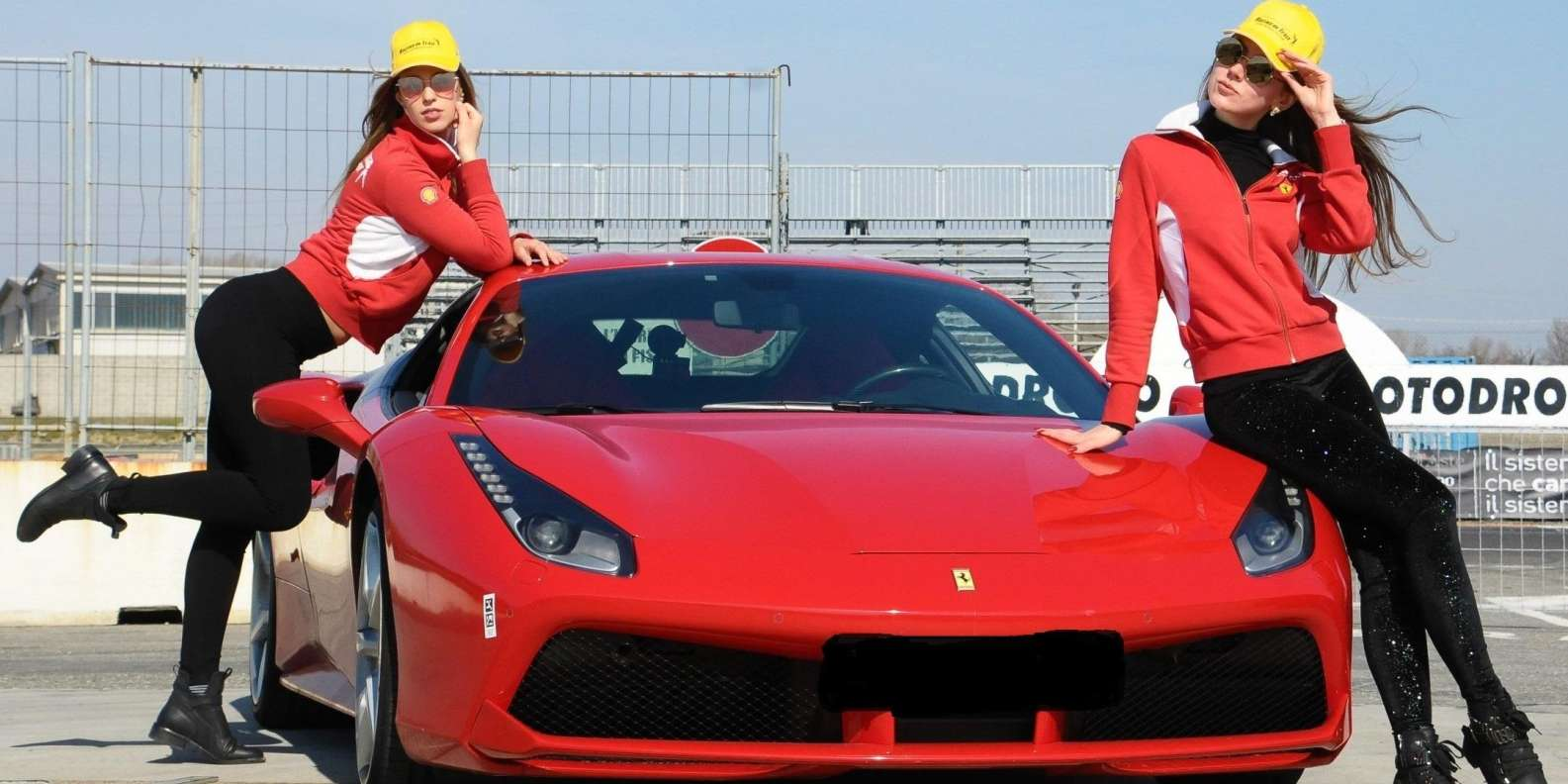Milan Test Drive A Ferrari 488 On A Race Track Getyourguide