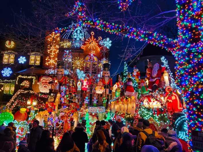 Manhattan Excursão Luzes De Natal Dyker Heights 4 Horas Getyourguide
