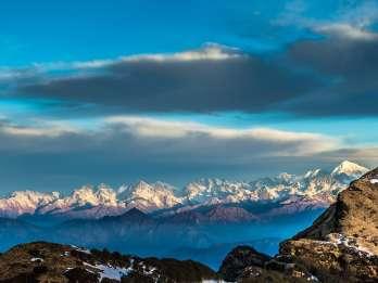 Ab Kathmandu: 3-Tageswanderung nach Nagarkot via Chisapani