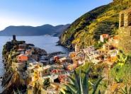 Ab Florenz: Tour nach Cinque Terre mit optionaler Wanderung