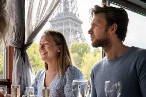 París: almuerzo de 3 platos en un crucero por el Sena