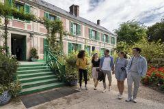 De Paris: Excursão Impressionismo de Monet em Giverny