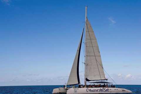 From Varadero: Sea Cruise to Cayo Blanco