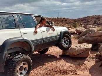 Moab: Canyonlands-Nationalpark 4x4 White Rim Tour