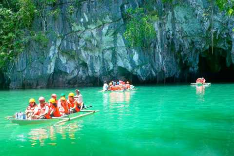 Puerto Princesa: Private Full-Day Tour To Underground River