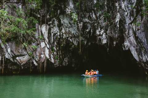 Puerto Princesa: Underground River and Firefly Watching Tour