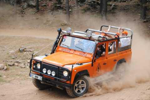 Kusadasi: Jeep Safari and Boat Trip Combo Tour