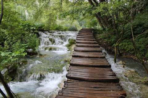 From Zagreb to Split: Plitvice Lakes & Rastoke Private Tour