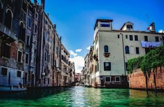 Privater Spaziergang durch Venedig und Gondelfahrt