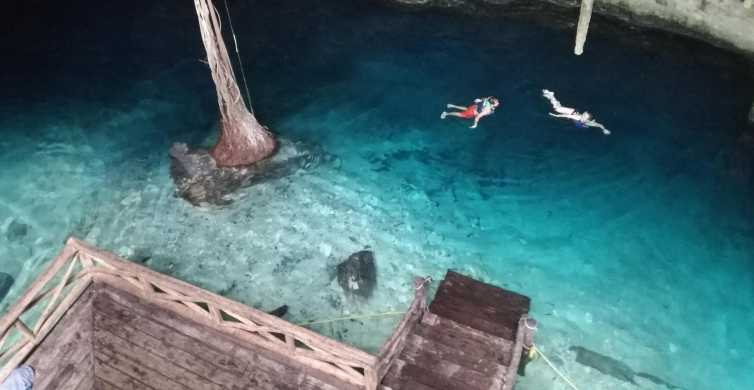 Full-Day Cuzama Cenote Tour from Mérida