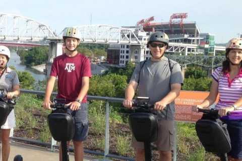 Nashville: Downtown Segway Tour Experience