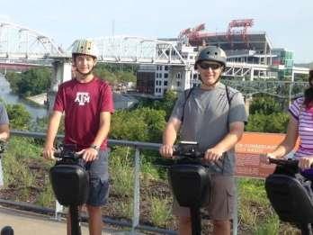 Nashville: Segway-Tour-Erlebnis in der Innenstadt