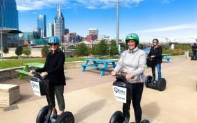 Nashville: Music City Snapshot Segway Tour