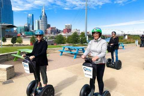 Nashville: Music City Snapshot Segway Tour