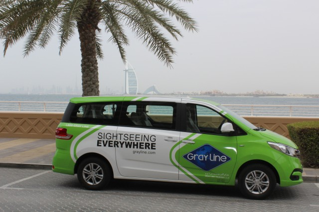Muscat: halve dag voertuigverhuur met Engels sprekende chauffeur