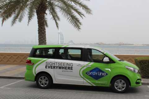 Muscat: noleggio di mezza giornata con autista che parla inglese