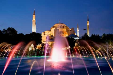 Istanbul: 4-Night/5-Day City Tour with Airport Transfers