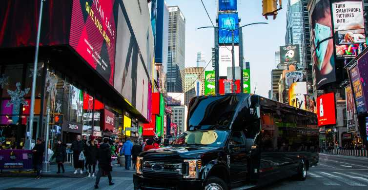 New York City Bus, Boat and Walking Tour