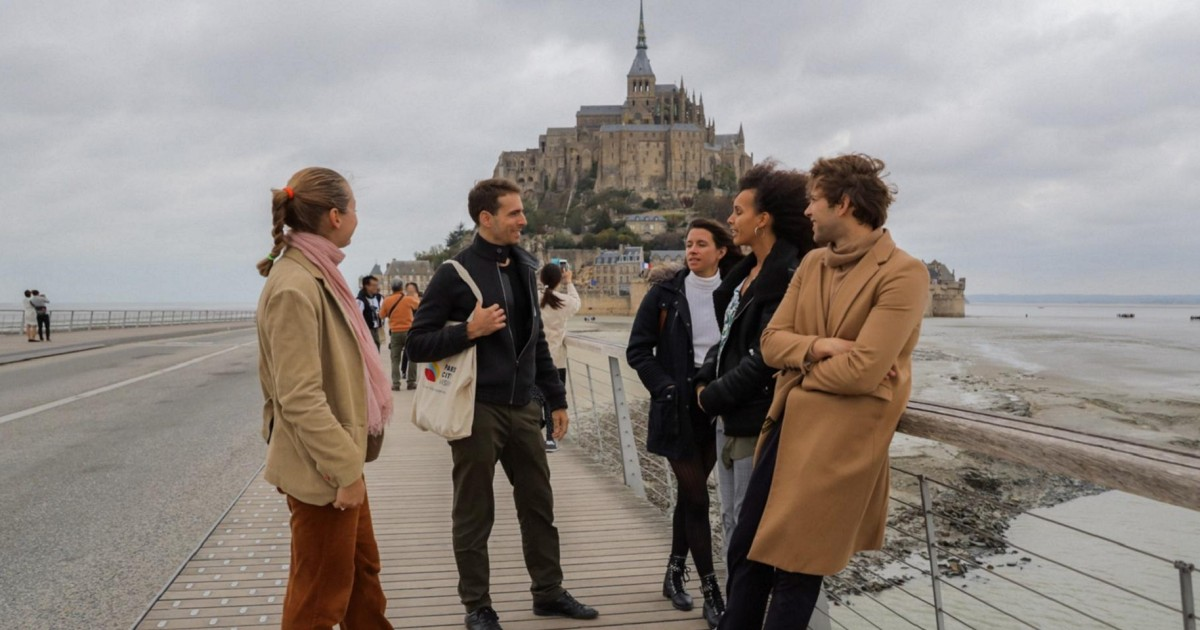 Day Trip to Mont-Saint-Michel from Paris