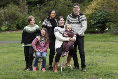 Reykjavik: Exklusives Abendessen mit einer einheimischen Familie