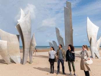 Strände der Normandie: Tagestour mit Mittagessen