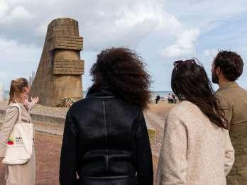 Ab Paris: Normandie Landungsstrände Tagestour per Minibus