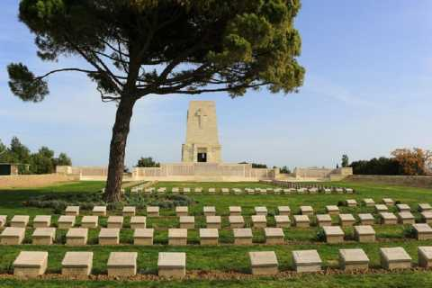 Istanbul: Full-Day Gallipoli Tour with Lunch