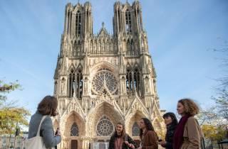 Ab Paris: Champagner-Tagestour nach Reims