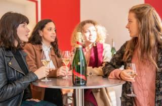 Champagne-Region: Tagestour ab Paris per Minibus