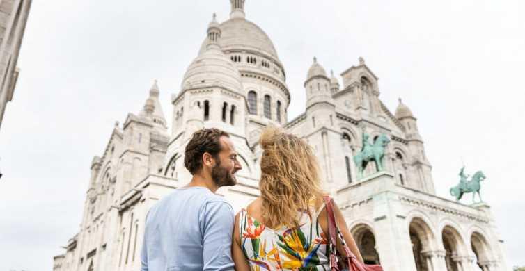 Parijs: Sacré-Cœur en omgeving met audiogids