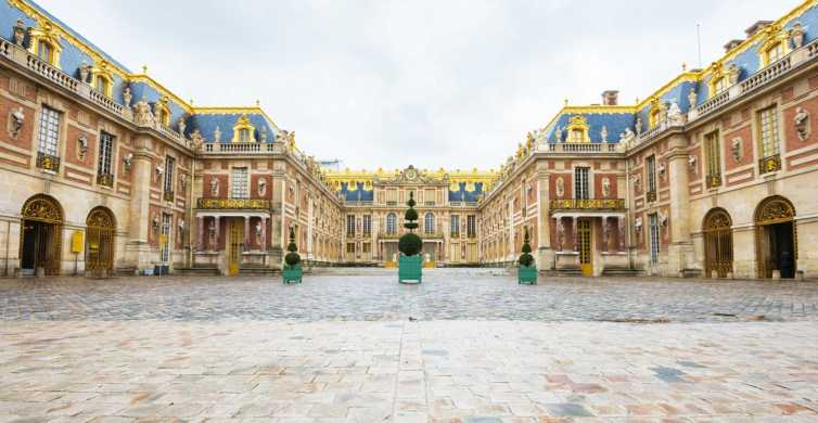 Versailles: Private Half-Day Guided Tour from Paris