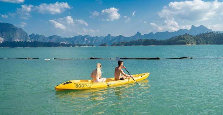 Khao Sok: Tagestour zum Chiao-Lan-See
