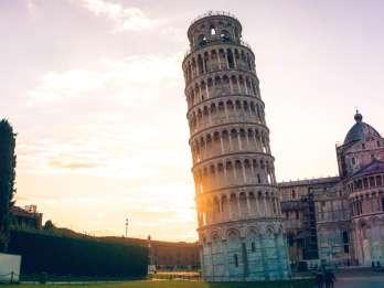 Livorno: Küste von Florenz und Pisa